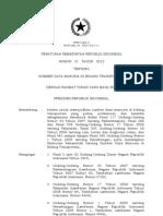 Pp No 51 Th 2012 Ttg Sdm Di Bidang Transportasi