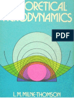 Milne-Thomson - Theoretical Aerodynamics