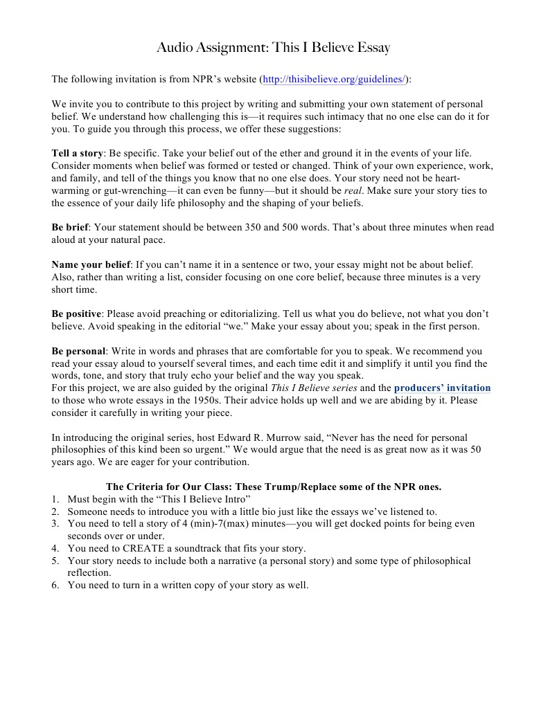 Document based question essay example