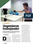Nota Revista Rumbos
