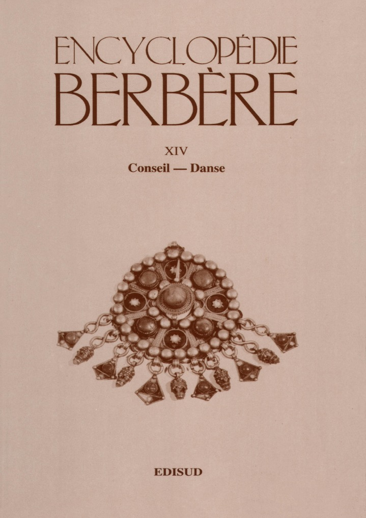 L'ENCYCLOPEDIE BERBERE