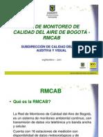 11. Sda - Red de Monitoreo de Calidad Del Aire de Bogota