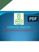 RCF Company Analysis
