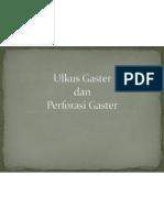 Ulkus Gaster DAN Perforasi Gaster