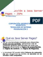 13 Intro JSPs