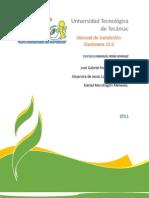 Manual de Instalación Slackware 13