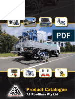 A1 Roadlines Product Catalogue 2012 eBook