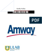 Amway's Indian Network Marketing Experience