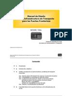 Manual de Diseño de Andenes en Aduanas SCT