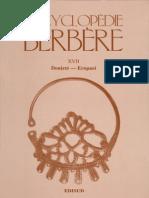 Encyclopédie Berbère Volume 17
