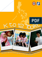 K to 12 Toolkit