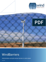 WindBarriers Report
