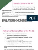 Network of Wireless Sensors