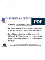 Optimiser La Gestion