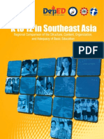 K to 12 in Southeast Asia