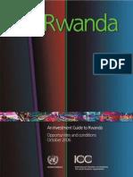Investment Guide - Rwanda