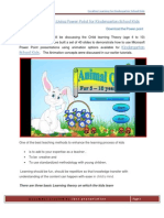 Creative Learning Using Powerpoint Presentations