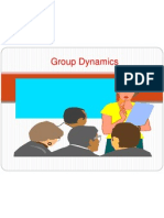 Group Dynamics Ok