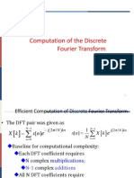 Chapter 9 Computation of the DFT[1] - Copy