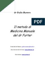 Opuscolo Metodo Furter Del Dr Murero