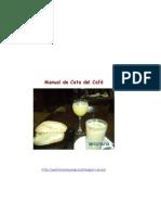 Manual Cata Cafe
