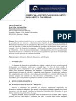 Manutenção e Lubrificação de Mancais de Rolamento e Rolamentos Industriais