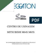 Centor de Usinagem M64 M65 - Meggaton