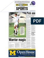 News-Herald Sports Front Page 9-26