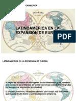 Expo Lationamerica en La Expasion de Europa