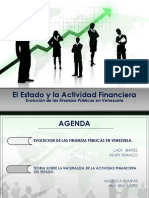 Presentacion Exposicion de Finanzas e Impuestos