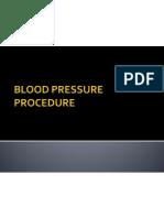 Blood Pressure Ppt