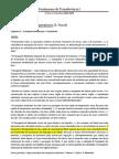 Fenómenos de Transferência I_Resumos