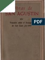 San Agustin - Obras - Tomo Xiv - Tratados Sobre El Evangelio de San Juan 36 - 124