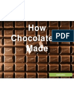How Chocolate is Made - Explanation Text