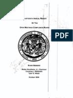 OMCB Report 14 2006
