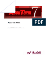 Accuterm 7 Gui Manual
