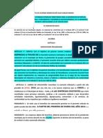 Proyecto de Acuerdo Incentivo Ultimo