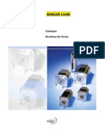 Catalogue Brushless DC Drives GB 02 2007