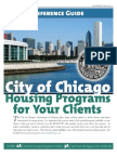 City of Chicago Housing Programs 06