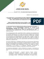 Boletin de Prensa 035 - 2012