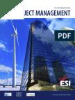 ESI Project Management Catalog