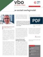 Naar een nieuw sociaal overlegmodel, Infor VBO 29, 27 september 2012