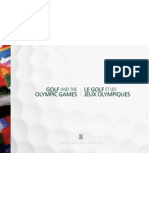 Golf and the Olympic Games
