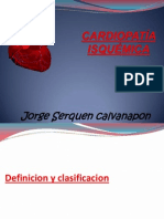 Cardiopataisqumicapart1jorgeserquencalvanapon2010 II 101025152436 Phpapp02