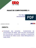Redes de Computadores II 2012-02-14