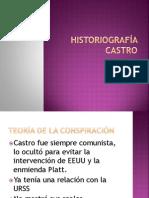 HISTORIOGRAFÍA CASTRO 2