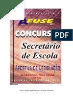 Apostila_secretario de Escola