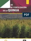 Manual de Fertilizacion de La Quinua Def