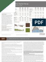 JPM Weekly Mkt Recap 9-24-12