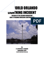 SeaWorld Orlando Lightning Incident